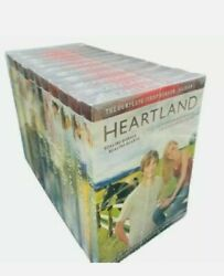 Heartland Complete Series -1-13dvd Set New Free Shipping New.