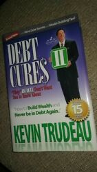 Debt Cures Ii They Really Don't Want You To Know About Kevin Trudeau Pre-owned