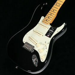 Fender American Professional Ii Stratocaster Maple Black Guitar From Wzk731