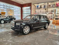 118 Rolls Royce Rr Cullinan Alloy Diecast Car Model Gifts Collection Display