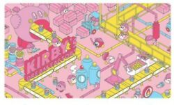 Kirby Dream Factory Time Limited Virtual Factory Experience Limited B2 Poster