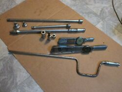 Vintage Snap-on Tools 1/2 3/8 Drive Torque Wrenches And Others Used As Is