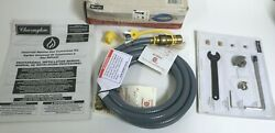 653 202 Charmglow Convert Propane To Natural Gas Conversion Kit With Hose