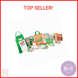 Melissa And Doug Fresh Mart Grocery Store Companion Collection