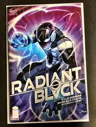 Radiant Black 1 TFAW Things From Another World Cover Variant Cover NM