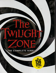 The Twilight Zone The Complete Series Dvd Box Set Brand New Free Shipping