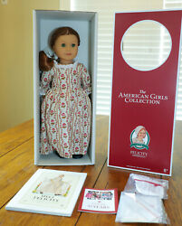 American Girl Doll Felicity - 35th Anniversary Doll - Never Removed From Box