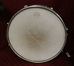Hollywood Vedette By Meazzi Made In Italy Snare Drum Vintage