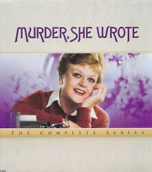 Murder She Wrote The Complete Series 63 Dvd Box Set Brand New Free Shipping