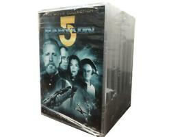 Babylon 5 The Complete Series + Movies Dvd Bundled Set Brand New Free Shipping