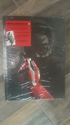 Guide Collector Metal Gear Solid 5 Neuf