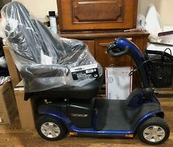 Pride Mobility Victory 10 4-wheel Electric Scooter 400lbs Capacity New
