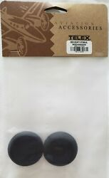 New Genuine Telex Replacement Ear Pads/cushions For Telex 750 Or 760