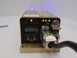 Melles Griot 56rcs 56rcs005/hv Blue Diode Laser 440nm 36mw With Manual And Dc/ps