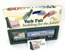 York Fair 2003 Building For The Future Tractor Trailer 180 159 Of 720