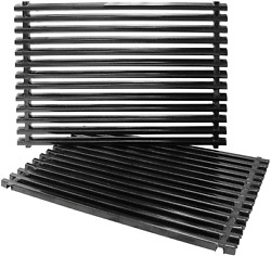 Grill Replacement Iron Grill Cooking Grates For Weber Genesis 300 Series E310