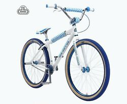 2020 Se Racing Big Ripper 29 Arctic White Bmx Bike Nib Sold Out And Discontinued
