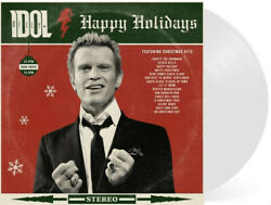 Billy Idol-vinyl-happy Holidays- Rare Sold Out Indie White Edition Pre Order