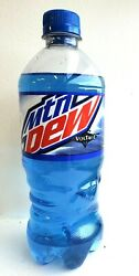 24 Bottles Of Mountain Dew Voltage Soft Drink 591 Ml Each Free Shipping