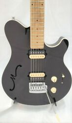 Music Man Axis Super Sport Semi Hollow Guitar From Japan Aed859