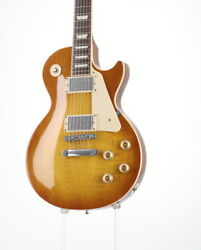 Gibson Les Paul Traditional Ice Tea Burst Guitar From Japan Cmo30