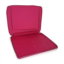 Hermes E-zip For Ipad Rose Tyrien Pink Epsom Leather New