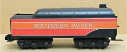 Mth Railking Sp/southern Pacific Daylight Steam Tender Only O-gauge Used No Box