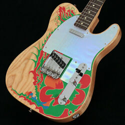Fender Jimmy Page Telecaster Natural Guitar From Japan Ezv515