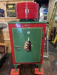 Antique General Electric Refrigerator - Fully Restored