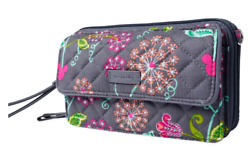 NEW Vera Bradley Mickey Mouse and Friends All in One Crossbody and Wristlet $33.00