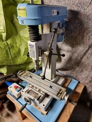 Myford Vm-b Vertical Mill Drill Milling Machine With Manual