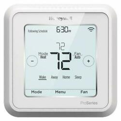 Honeywell Th6320zw2003 T6 Pro Series Zwave Thermostat/comfort Control Smart Home