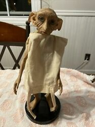 Tonner Harry Potter 9.5 Dobby Figurine Doll Collectible W/stand Rare