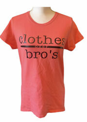 One Tree Hill Clothes Over Bros Logo T Shirt OOAK $12.00