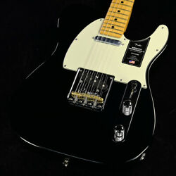 Fender American Professional Ii Telecaster Blackmaple Guitar From Japan Qwp240