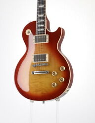 Gibson Les Paul Traditional Heritage Cherry Sunburst Guitar From Japan Tqu619