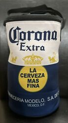 Corona Extra Insulated Cylinder Cooler With Strap