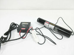Melles Griot 05-lhr-121 Laser Helium Neon Hene Red 632.8 Nm With Power Supply
