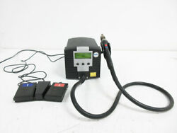 Ok International Hct-1000 Hand Held Convection Tool With Foot Pedal Metcal