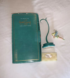 Wdcc Disney Peter Pan Ornament - Tinkerbell With Stand And Stand Box