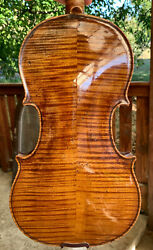 Amazing, Italian Old, Antique 4/4 Labelled Master Violin - Ready To Play
