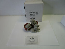 Second Nature Design Quarry Critters And039pit Stop-gray And039 In Box - Fast Ship