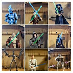 Star Wars The Vintage Collection Legacy Collection