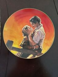Bradford Exchange Gone With The Wind Collector Plates
