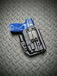 A/iwb Holster For Sandw Mandp Compact 4 Tlr-7