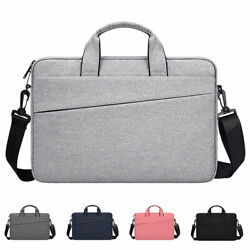 Laptop Shoulder Bag Carry Case For 14and039and039 Hp/ Lenovo/ Acer / Asus / Dell Notebook
