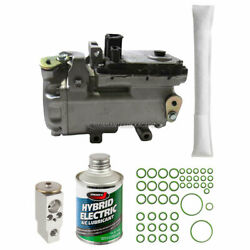 Oem Ac Compressor W/ A/c Repair Kit For Toyota Highlander And Camry