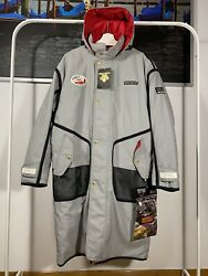 Dswt Descente Mobile Thermo Swiss Olympic Team Nagano 98 Ski Jacket Size 54 L