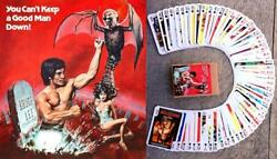 Jackie Chen Bruce Lee /70 Kung Fu Movie/playing Cards Set Of 54