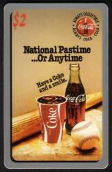 Coca-cola And03995 2. Phone Cards Complete Set Of 50 Different Coke 1 Phone Card
